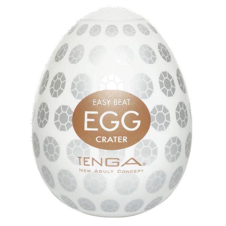 TENGA Egg Masturbator in Crater