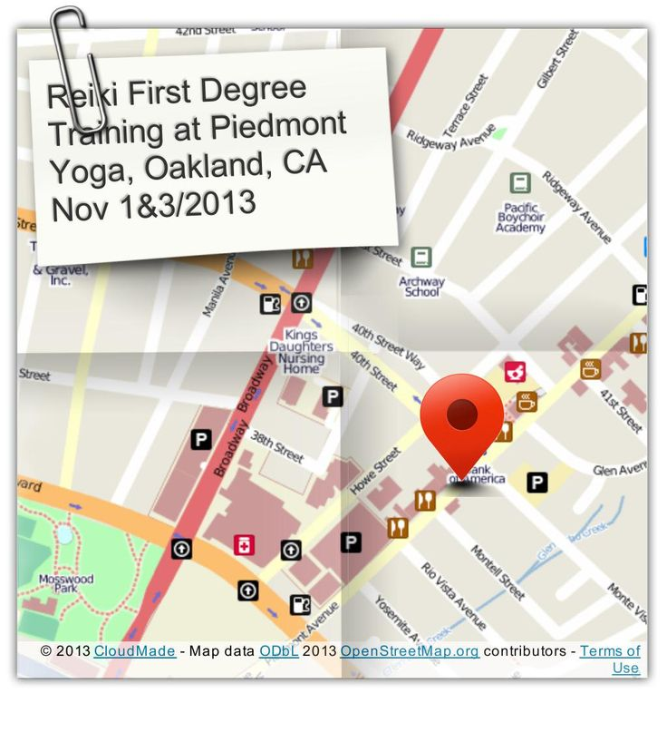 Join us at Piedmont Yoga in Oakland, CA for Reiki First Degree Training with Pamela Miles. Register Here: http://www.piedmontyoga.com/#!1st-reiki/c176e/