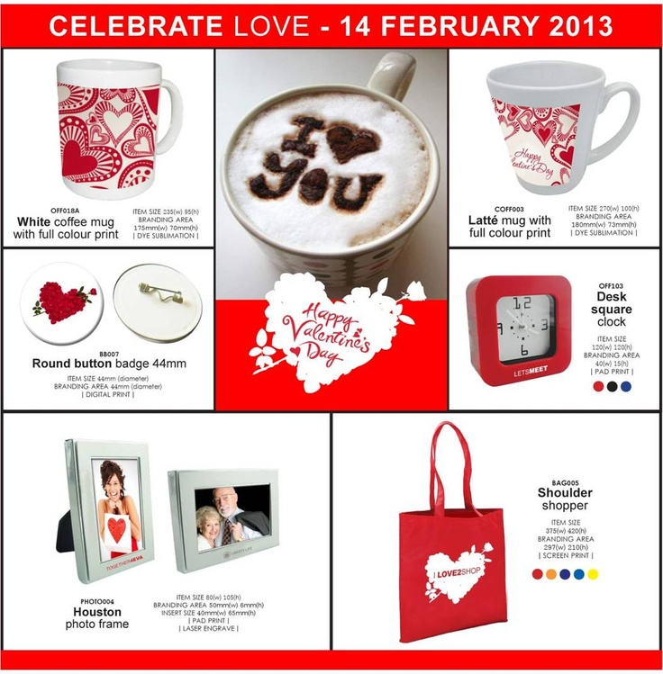 Valentine's Day Products Available Here!