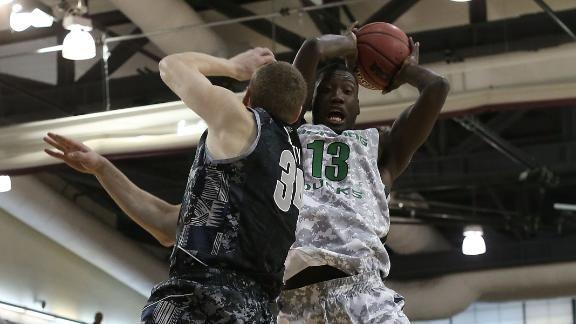 11.8.13 - Georgetown Falls to Oregon 82-75 At U.S. Army Base Season Tip-off - Georgetown Men's College Basketball - Hoyas News, Scores, Videos - College Basketball - ESPN  Big East Heartbreak!