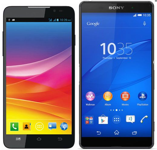 Micromax-Canvas-Nitro-vs-Sony-Xperia-Z4 Micromax Canvas Nitro vs. Sony Xperia Z4