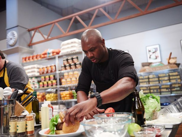 One-on-One with the Winner of Food Network Star #EddieJackson