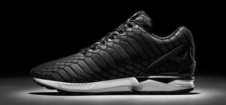 ZX Flux Shoes | Xeno/ Core Black | 120 €