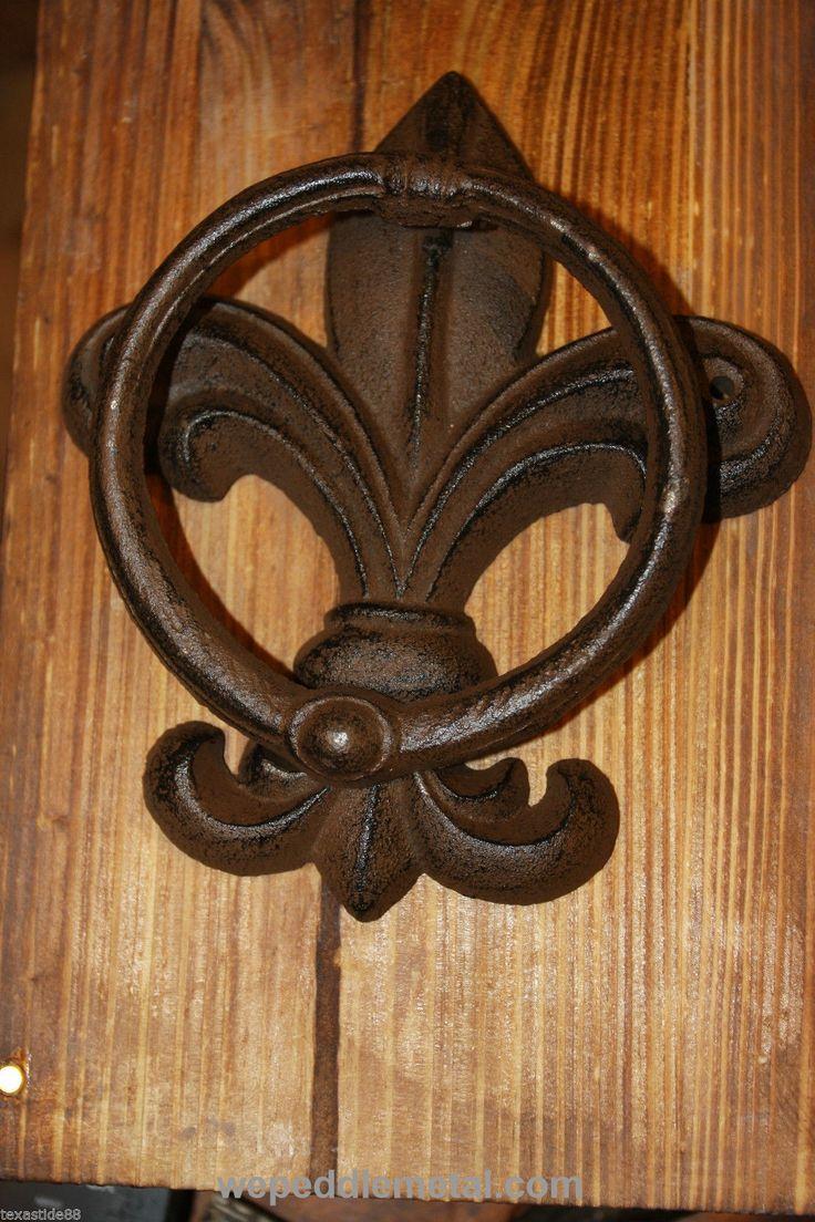 95 best Fleurdelis Door Hardware images on Pinterest | Doors ...