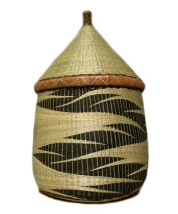 Nyanza Queen Basket - Rwanda: Woven Baskets, Baskets Pottery Gourds, Nyanza Queen, Baskets Straws, Baskets Linens Rop, Baskets Gourds, Queen Baskets, Art Baskets, Baskets Containers Pottery
