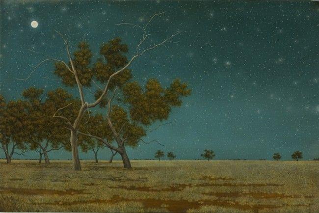 Jason Benjamin ~ The Dance (Hay Plain, NSW)