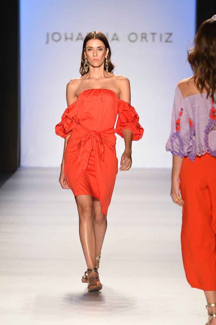 JOHANNA ORTIZ: Desfile Colombiamoda 2015 - Fashion Radicals