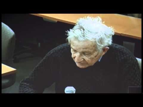 GRID: Times of Crisis - John Berger and Noam Chomsky (4/22/14)