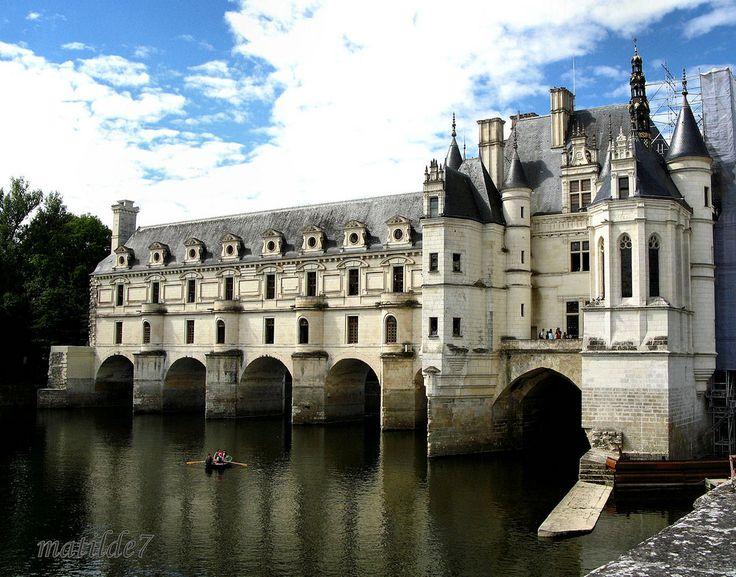 Chenonceaux, FranceTravel Favorite, Chateaus, Favorite Places, France Bi, Dreams Travel, Castles, Favorite Chateau, Castle, Bi Matilde7