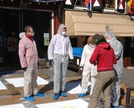 Bedrijfsuitje Amsterdam Graffiti Workshop