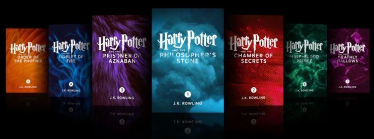 Harry Potter Kitapları iBooks'ta Yayınlandı - Haberler - indir.com