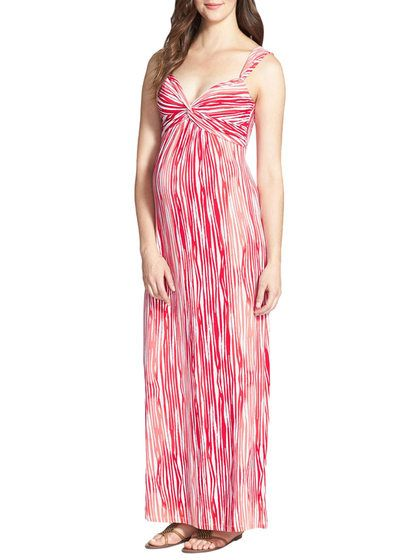 Callie Maxi Dress by TART COLLECTIONS MATERNITY at Gilt