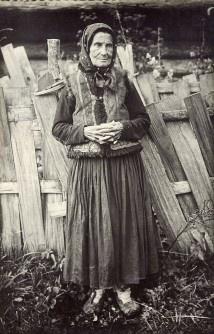 Karol Plicka - Stará Goralka z Pôľhory