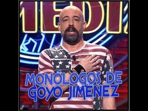 Goyo Jiménez: La Biblia estilo Bricomanía - El Club de la Comedia - YouTube