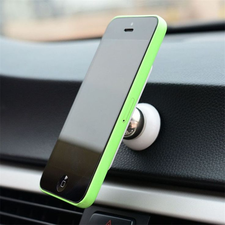 Universal Magnetic Car Phone Holder for iPhone 5 5s iPhone 6 Car Mount Holder for Galaxy Note 3 4 S4 S5 Sony Car Accessories