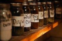 Parsley, cumin, fennel seeds for sweet breath.