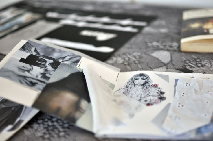 Cahier d'inspirations Alice.. / 2ème Année iICC-Mode Marseille