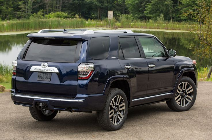 Toyota four runner... My dream car
