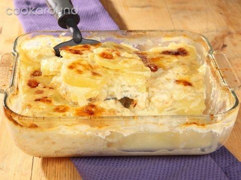Gratin di patate e cipolle: Ricette di Cookaround | Cookaround