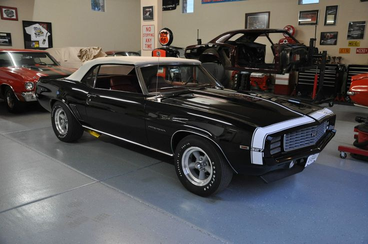 1000 Images About 67 69 70 73 Camaros On Pinterest