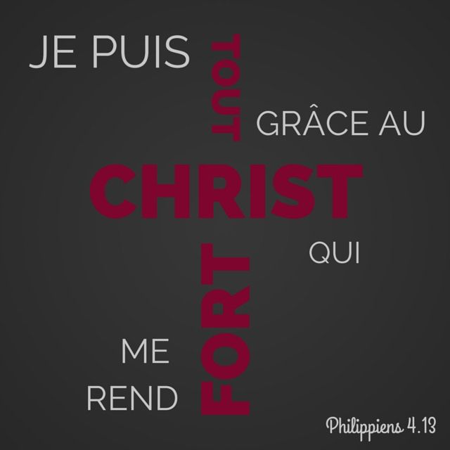 Philippiens 4: 13