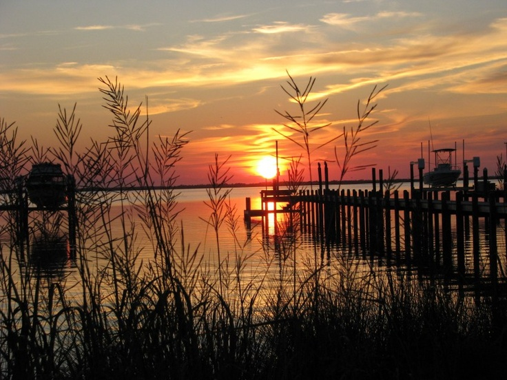 Outerbanks, NC Sunset