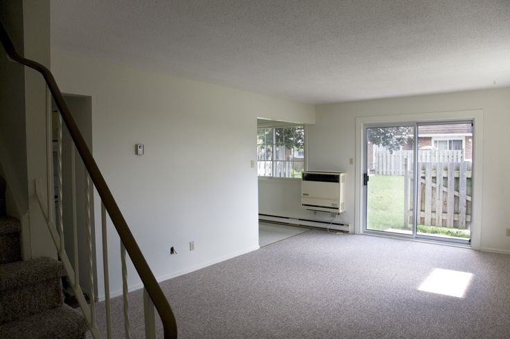 2 & 3 bedroom townhouses with large closets, finished rec-rooms and private patios.