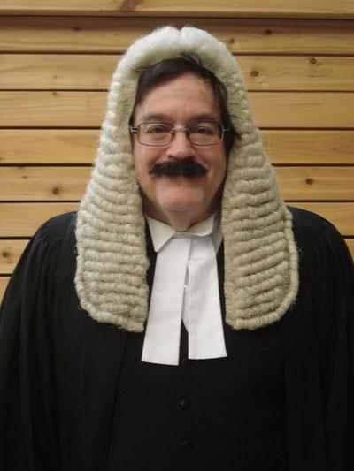 Court Wig 105