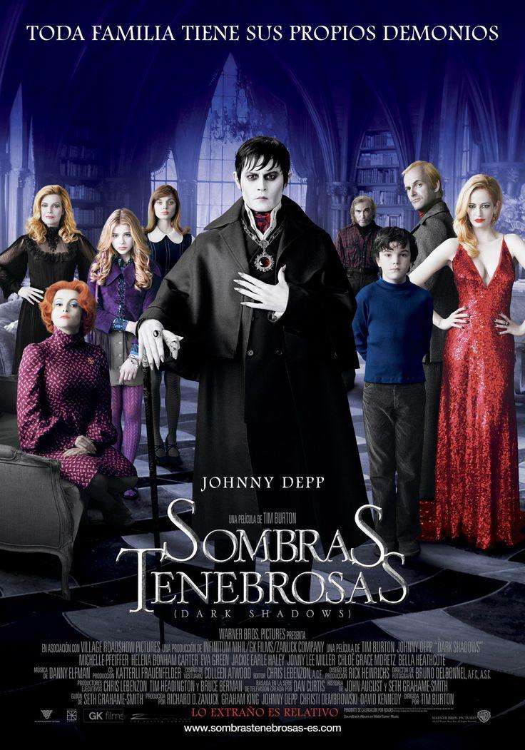2012 / Sombras tenebrosas - Dark Shadows (2012)