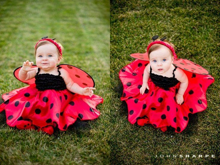 Baby Ladybug Halloween Costume