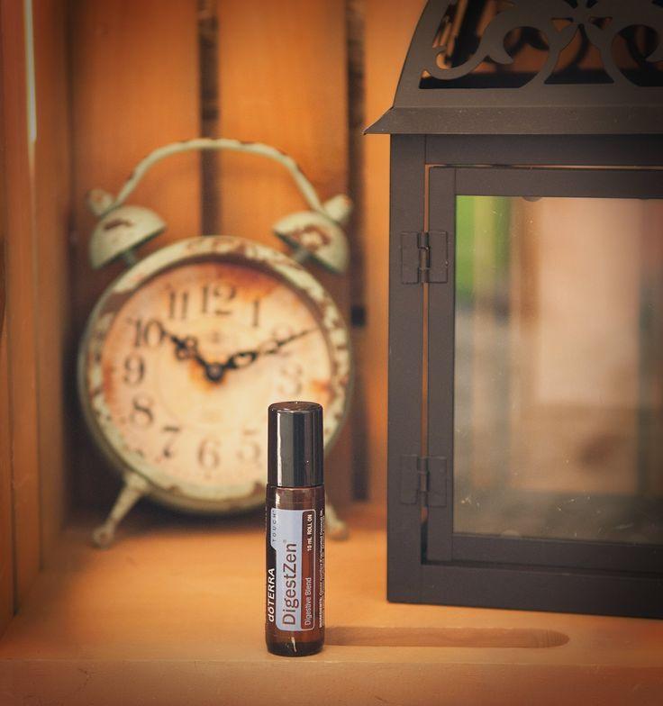 doTERRA DigestZen Essential Oils Blend