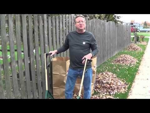 Un truc incroyablement efficace pour ramasser vos feuilles mortes sur le terrain - Vidéos - Toutes les vidéos en lien avec les maisons - Les Maisons - Votre site par excellence pour les trucs à la maison, les maisons à vendre, les maisons de rêve et plus encore!