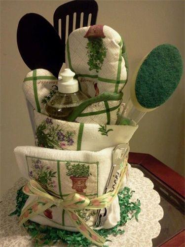 11 best kitchen gift baskets images on pinterest