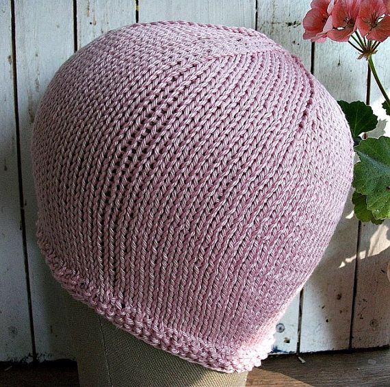 Breast Cancer Awareness Pink Chemo Cap Soft by wishestogether, $19.50