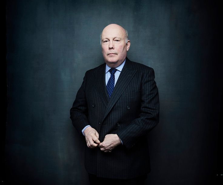 Julian Fellowes defends Sunday's happy ending and discusses the possibility of a movie.
