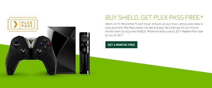 PlexPass FREE for 6 Months with Nvidia Shield TV #LavaHot http://www.lavahotdeals.com/us/cheap/plexpass-free-6-months-nvidia-shield-tv/208004?utm_source=pinterest&utm_medium=rss&utm_campaign=at_lavahotdealsus
