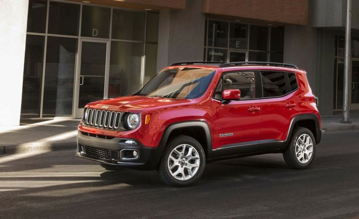 Luxury Jeep Renegade 2016 Reviews