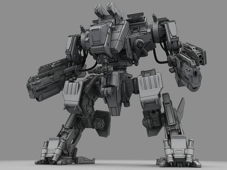 100+ 3d Mech Robot – yasminroohi