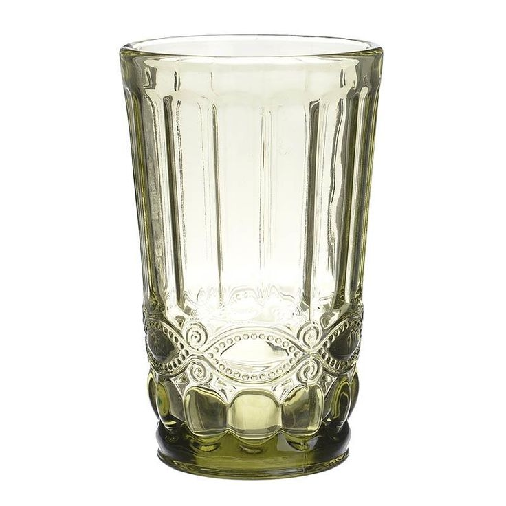 Water Glass Set Of 6 Pieces - inart