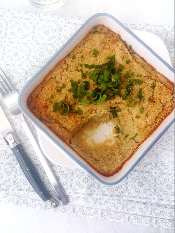 Gratin de Mogette de Vendée au thon