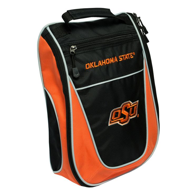Team Golf Oklahoma State Cowboys Golf Shoe Bag, Multicolor