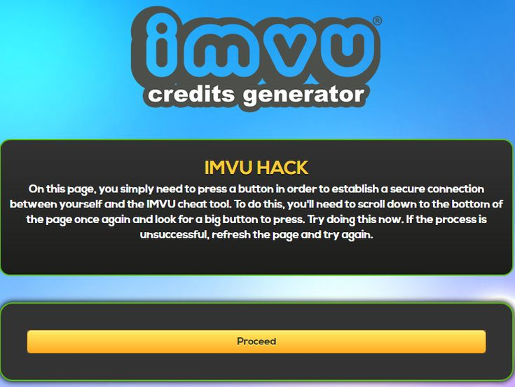 How to get unlimited credits imvu credits choose your