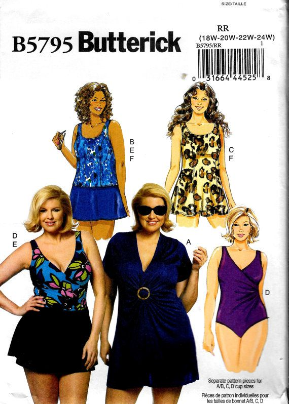 72 best Sewing Patterns: Plus Size images on Pinterest | Nähideen ...