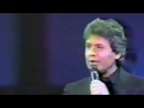 "Raphael en ""Miss Venezuela"". 1989"