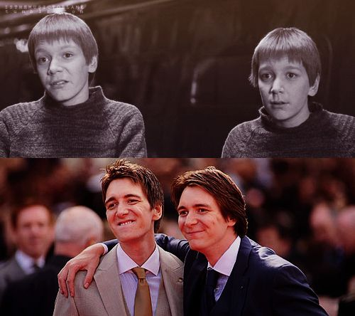 James Andrew Eric Phelps and Oliver Martyn John Phelps