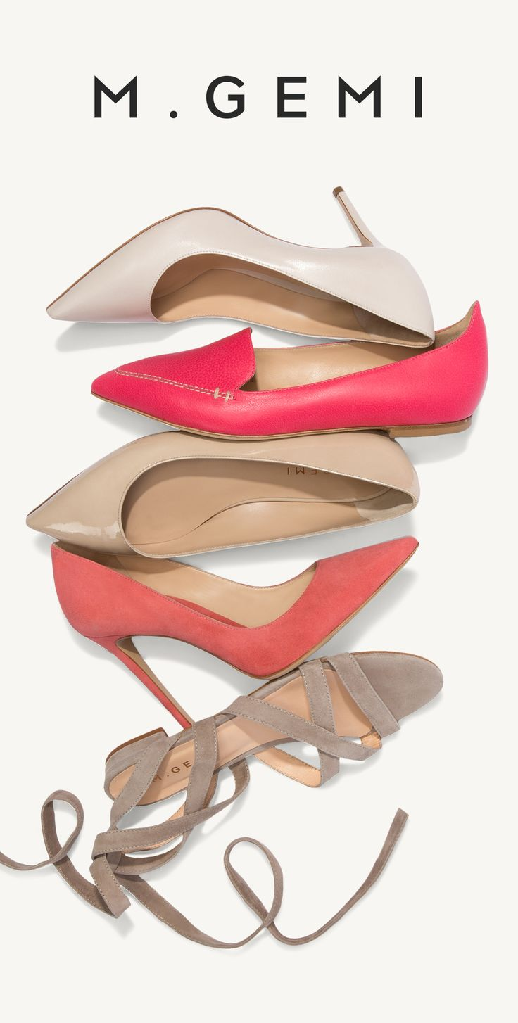 Handcrafted shoes. Fresh from Italy each week. Explore our collection of neutral and summery flats, pumps and sandals in the loveliest colors.