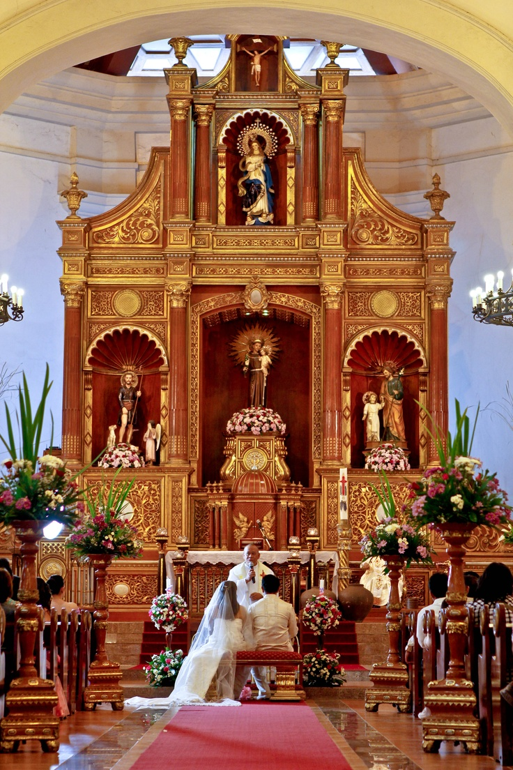San Antonio De Padua Parish Church Pila Laguna