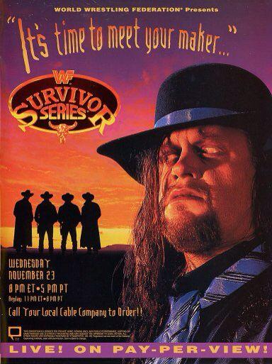 Survivor Series 1994