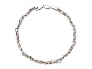 Sterling Silver 10 Inches Ankle Bracelet Finejewelers. Save 33 Off!. $39.99. Free Lifetime Warranty exclusively offered by Finejewelers. Free High End Jewerly Box and Gift Packaging. Certificate of Authenticity Included with this item. Guaranteed Authentic from the Finejewelers Collection designer line