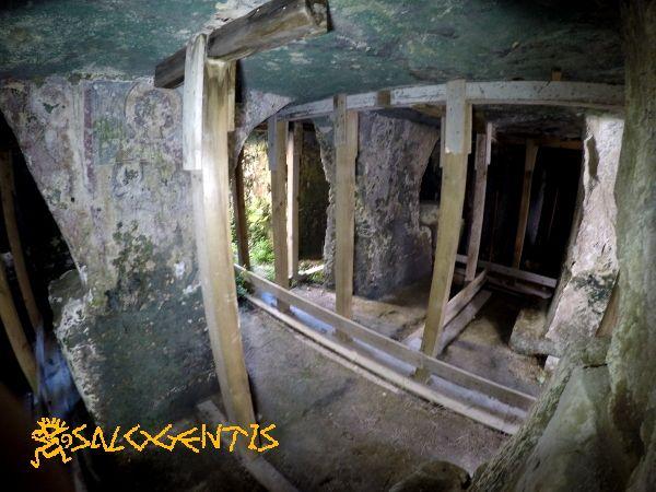 Cripta di San Solomo, interno